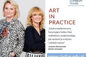 Studia podyplomowe Art in Practice w Collegium Civitas