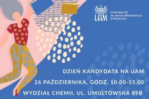Dzień Kandydata na UAM w Poznaniu