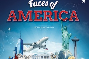 """Konkurs językowy """"Faces of America"""" na Uniwersytecie Marii Curie - Skłodowskiej"""