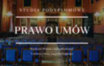 Nowe studia podyplomowe na Uniwersytecie Jagiellońskim w Krakowie