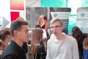 UWR na Targach Edukacyjnych w ośmiu miastach w Polsce