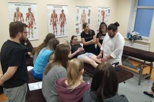 Bezpłatne certyfikowane szkolenia na kierunku Fizjoterapia w PSW