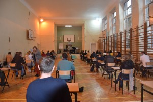 108 osób przystąpiło do egzaminu z języka polskiego