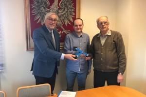 Sukces studenta Uczelni Techniczno-Handlowej w Warszawie