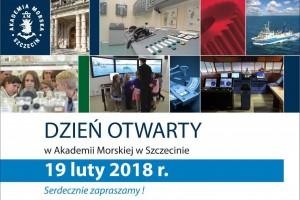 Dzień otwarty w Akademii Morskiej w Szczecinie - 19 lutego 2018