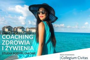 Coachingu Zdrowia i Żywienia – studia podyplomowe w Collegium Civitas
