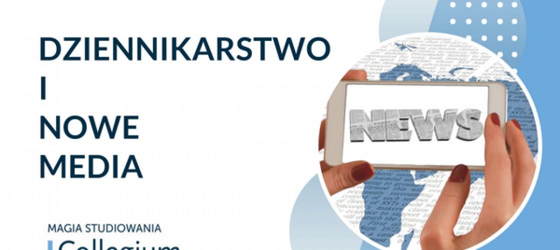 Dziennikarstwo i nowe media w Collegium Civitas