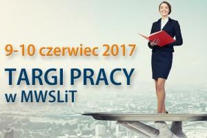 MWSLiT we Wrocławiu zaprasza na Targi Pracy