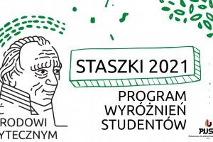 """Program Wyróżnień Studentów """"STASZKI"""" w PUSS w Pile"""
