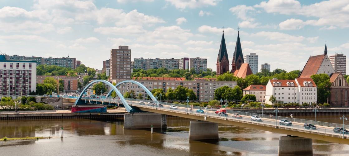 O germanistyce na polsko-niemieckiej granicy opowiada dr Antonina Balfanz