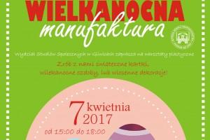 Wielkanocna Manufaktura w Gliwicach