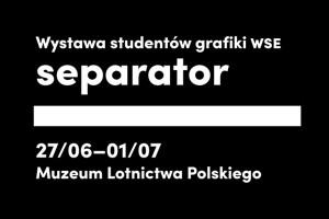 Finisarz interdyscyplinarnej wystawy prac studentów grafiki WSE