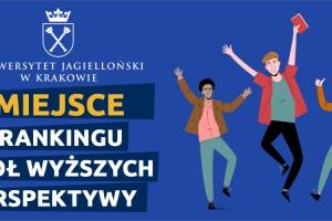 Uniwersytet Jagielloński kolejny rok na pierwszym miejscu w rankingu uczelni