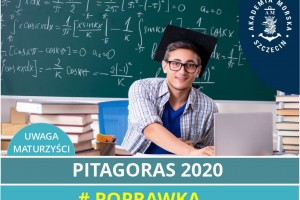 Pitagoras 2020 - kurs matematyki w Akademii Morskiej