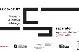 Wystawa prac studentów Grafiki WSE w Muzeum Lotnictwa Polskiego w Krakowie