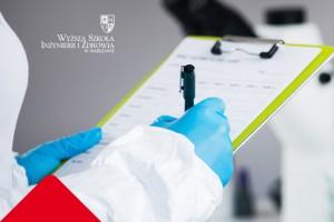 Warsztaty edukacyjne w Wyższej Szkole Inżynierii i Zdrowia w Warszawie