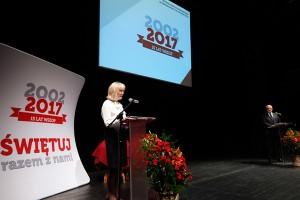 Jubileusz 15 - lecia WSZOP w Teatrze Śląskim