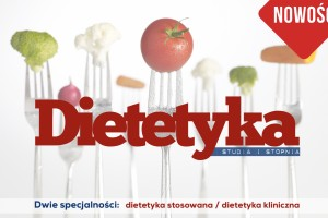 Dietetyka w dwóch specjalnościach w WSIiZ w Warszawie