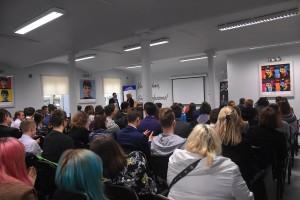 Olimpiada Języka Angielskiego w WSEH w Bielsku-Białej