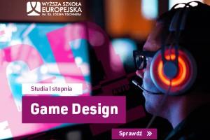 Game Design - nowy kierunek studiów w Wyższej Szkole Europejskiej