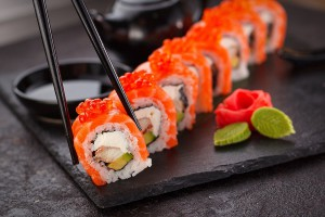 Sushi dla studenta, czyli miłość do japońskiej kuchni na polskim podwórku