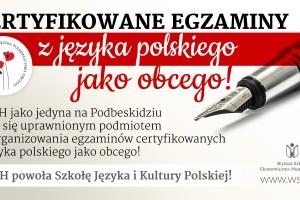 Kurs przygotowawczy do egzaminu z języka polskiego jako obcego