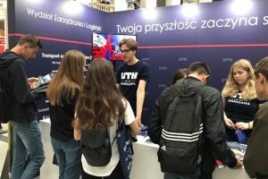 Uczelnia Techniczno-Handlowa na Salonie Maturzystów w Warszawie