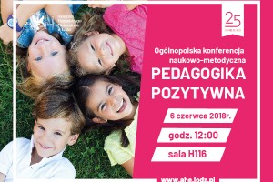 Pedagogika POZYTYWNA na Akademii Humanistyczno-Ekonomicznej w Łodzi