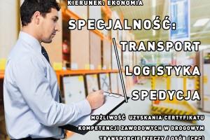 Specjalność Transport/Spedycja/Logistyka w Powiślańskiej Szkole Wyższej