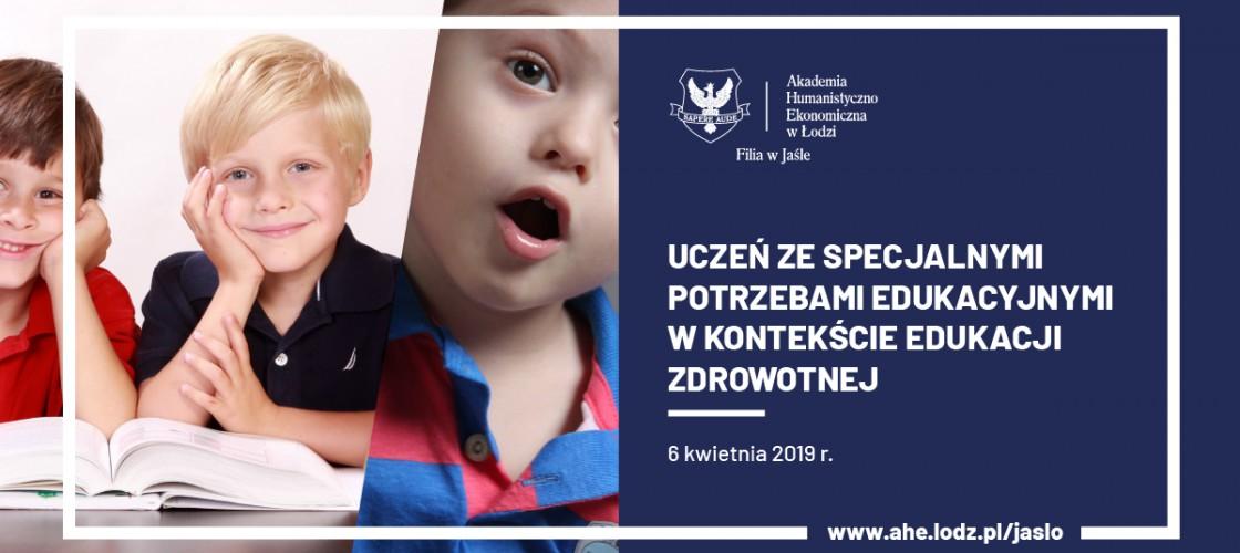AHE Filia w Jaśle zaprasza na Ogólnopolską Konferencję Naukową