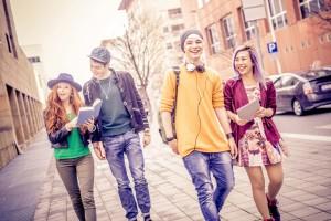 Młodzież dzisiaj dorasta inaczej