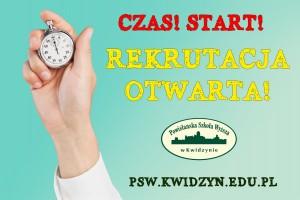 Powiślańska Szkoła Wyższa rozpoczęła rekrutację na studia