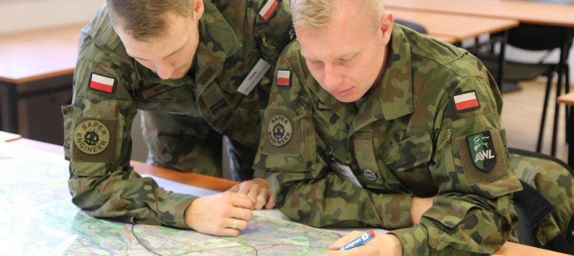 Zażegnać KRYZYS - ćwiczenia na Akademii Wojsk Lądowych