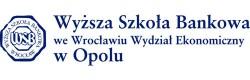 Wyższa Szkoła Bankowa we Wrocławiu, Wydział Ekonomiczny w Opolu
