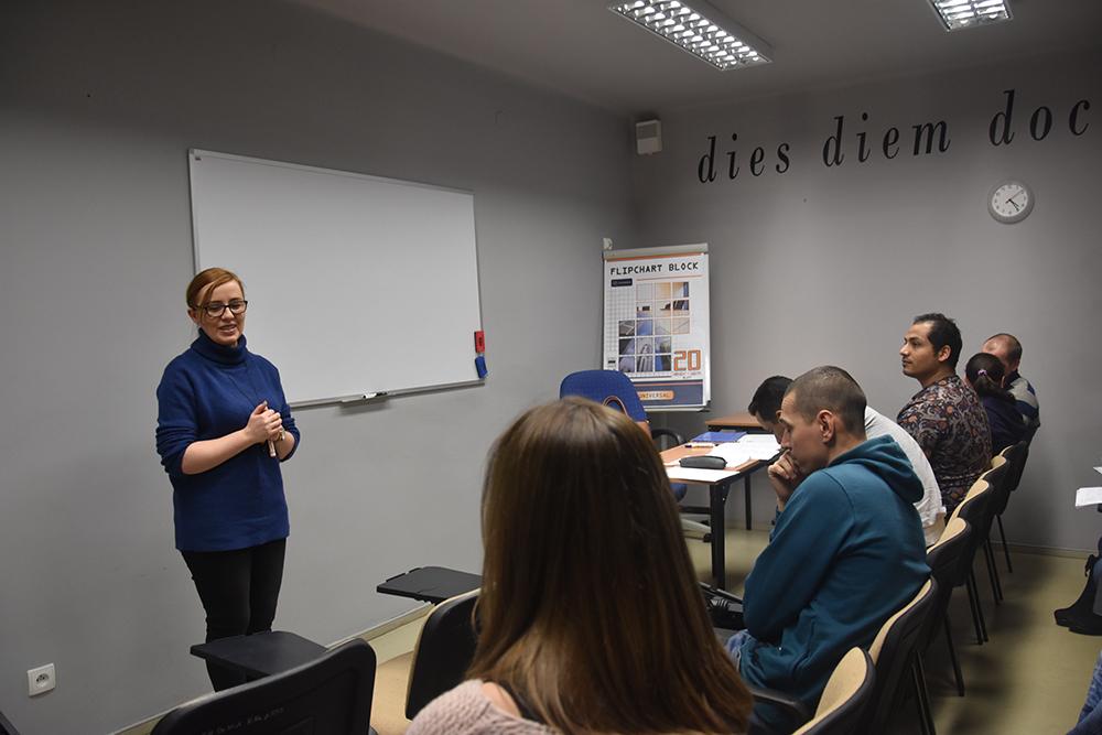 WSEH uczy cudzoziemców języka polskiego!
