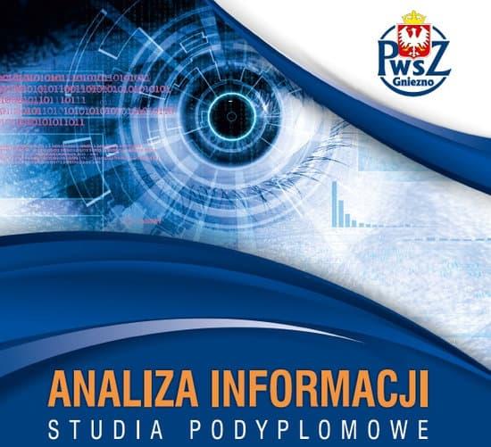ANALIZA INFORMACJI - studia podyplomowe dla Agentów 007