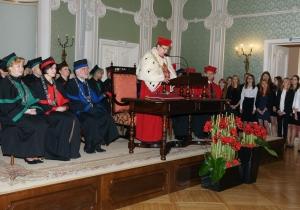 Uniwersytet Medyczny w Białymstoku zaprasza na uroczystą Inaugurację Roku Akademickiego
