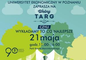 Piknikowe 90-te urodziny Uniwersytetu Ekonomicznego w Poznaniu