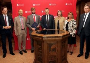 Wydział Zarządzania UŁ - umowa z amerykańską uczelnią już podpisana