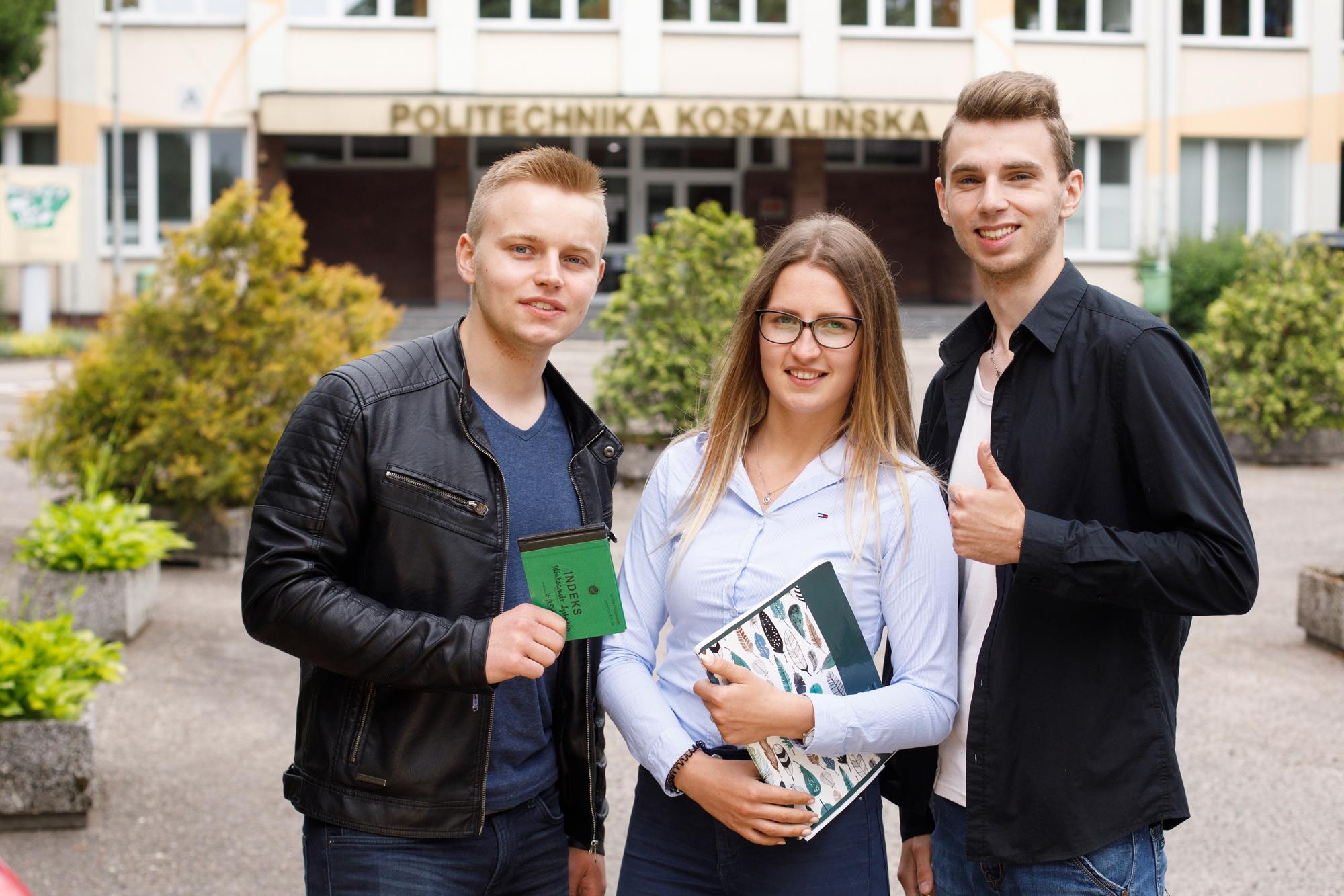 Politechnika Koszalińska – źródło twórczych zmian