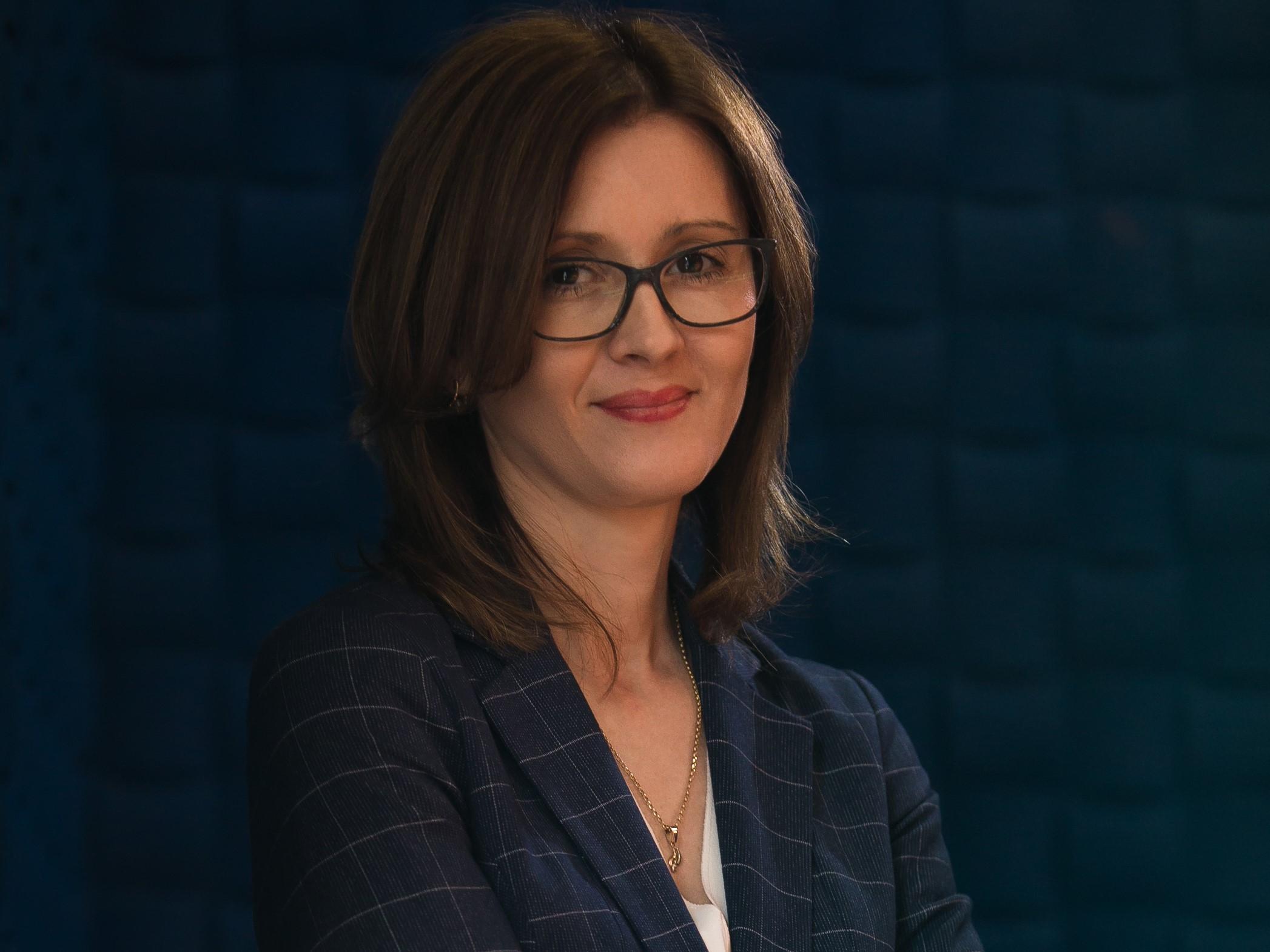 Dr Maria Mazur, prorektor Wyższej Szkoły Przedsiębiorczości i Administracji w Lublinie