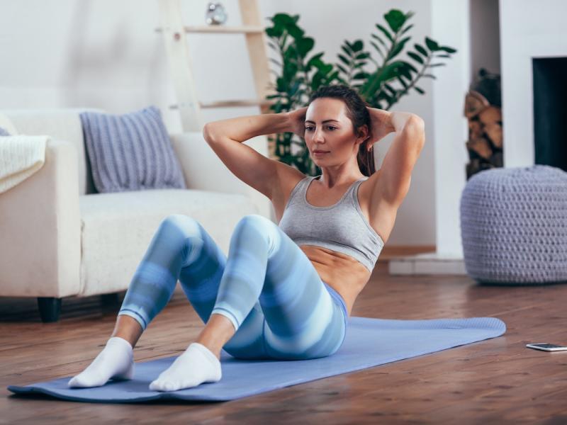 Jak zadbać o zdrowie podczas domowej kwarantanny - radzi ekspert WSZ w Gdańsku