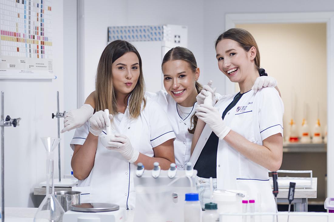 Kierunek Kosmetologia w Wyższej Szkoły Zdrowia w Gdańsku