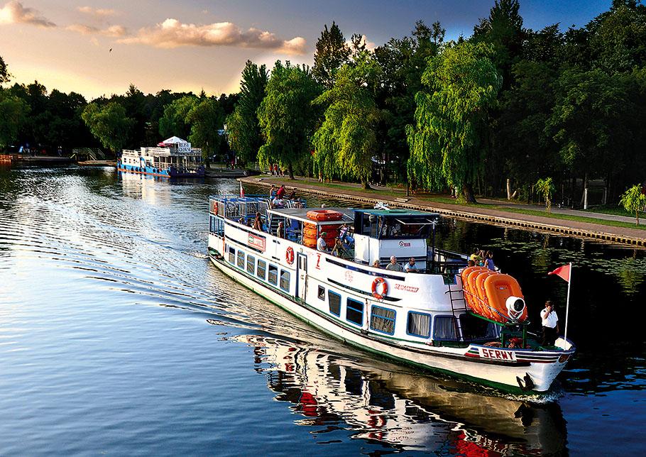 Widzimy przyszłość w śródlądowej turystyce wodnej