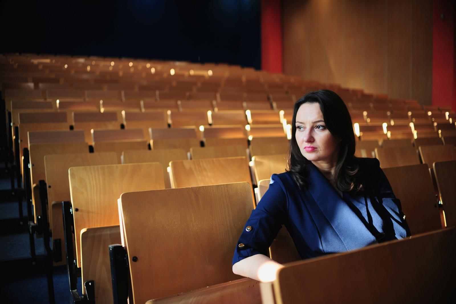 Kanclerz Elwira Przybylska, czyli kobiece zarządzanie WSPA w Lublinie