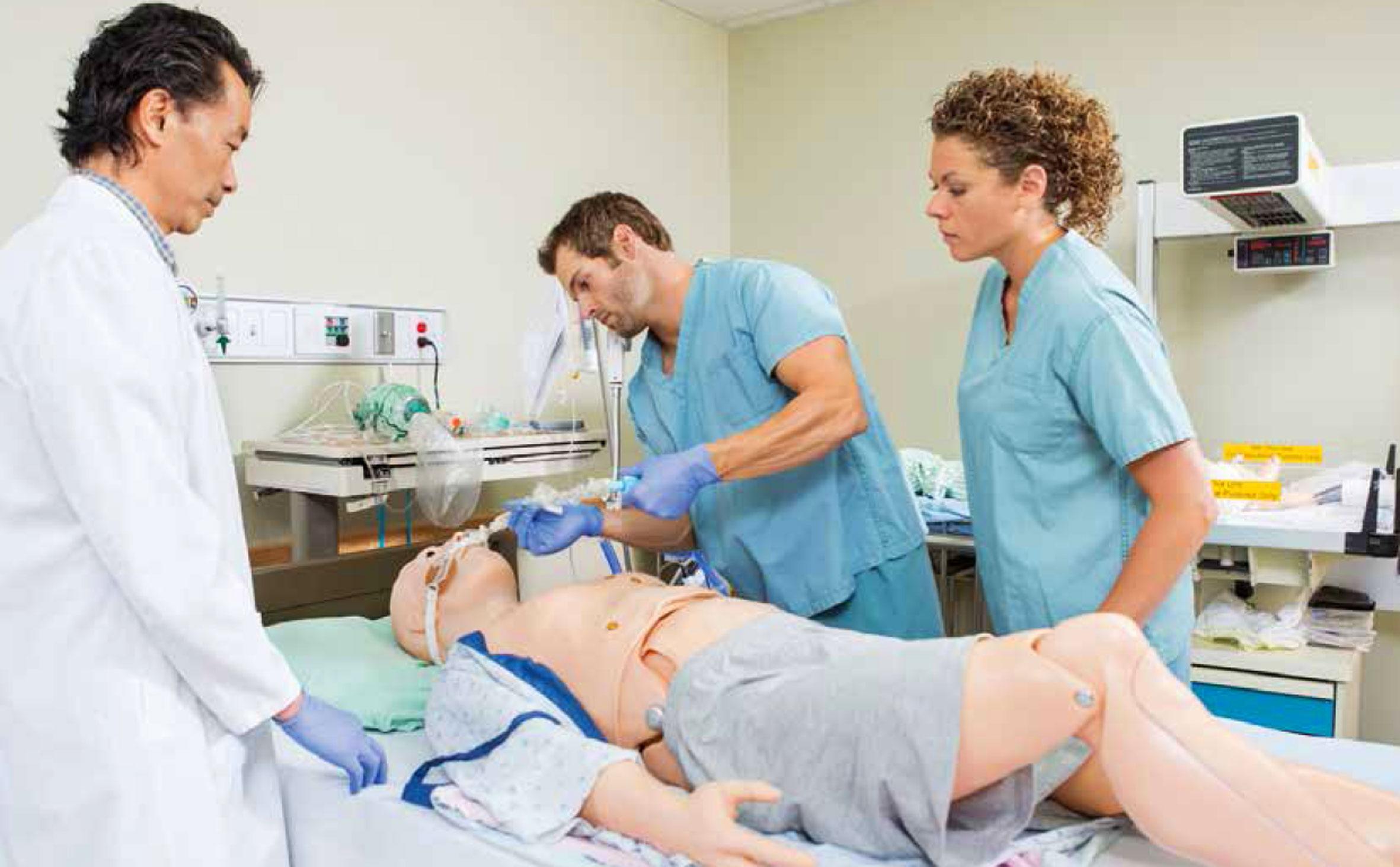 Nowoczesne Centrum Symulacji Medycznych dla studentów pielęgniarstwa w PWSZ w Pile