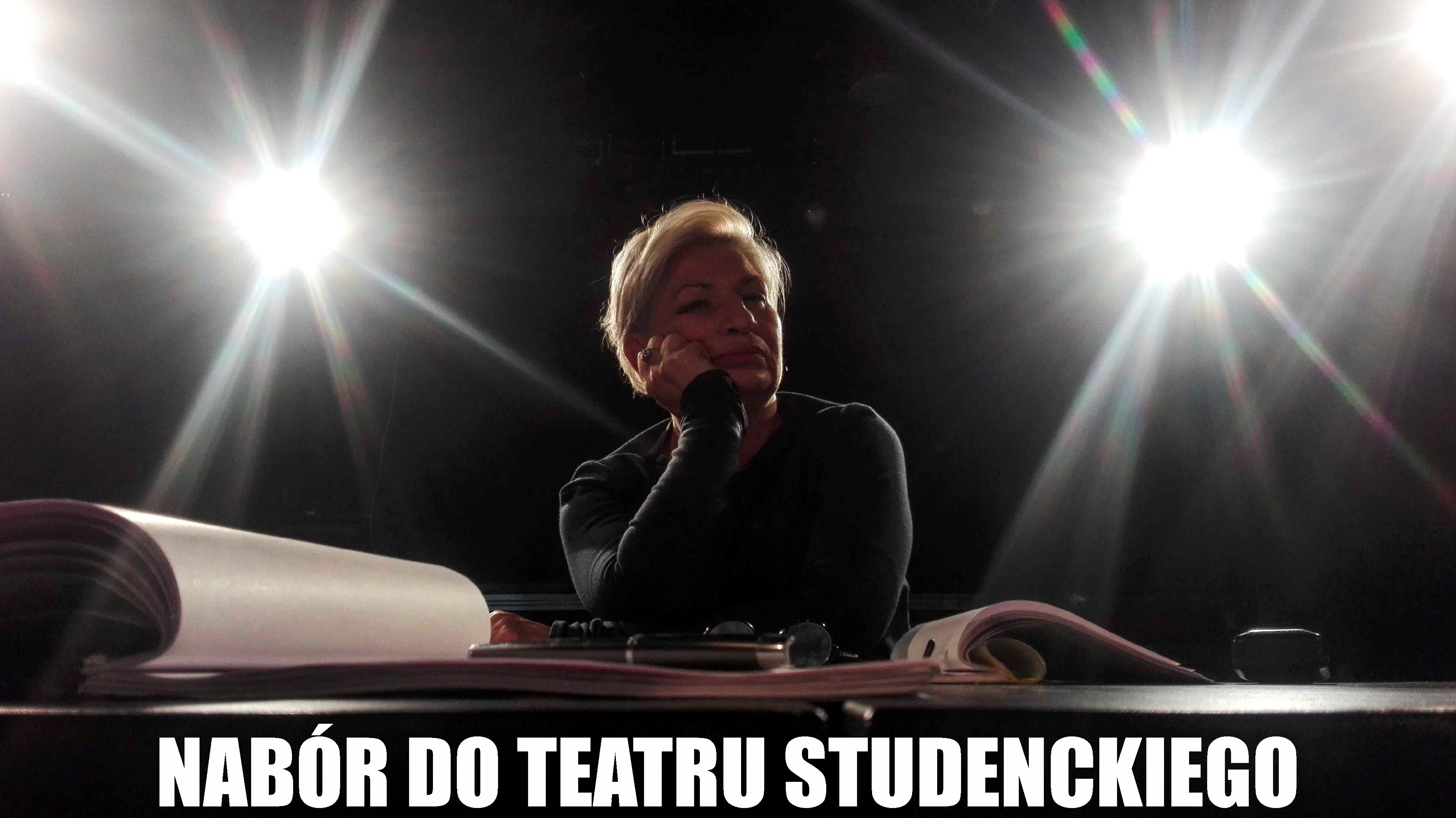 Nabór do teatru studenckiego Gdynia Główna