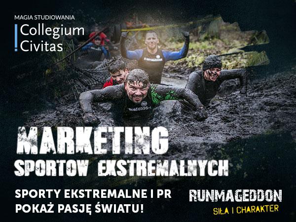 Pierwsze w Europie studia z zakresu marketingu sportów ekstremalnych