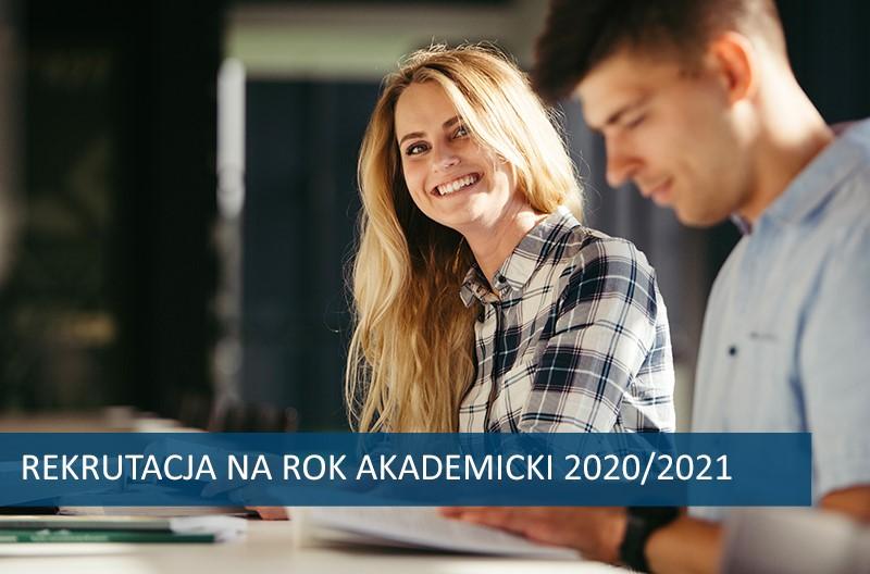 Rekrutacja w UNS na rok akademicki 2020/2021 otwarta